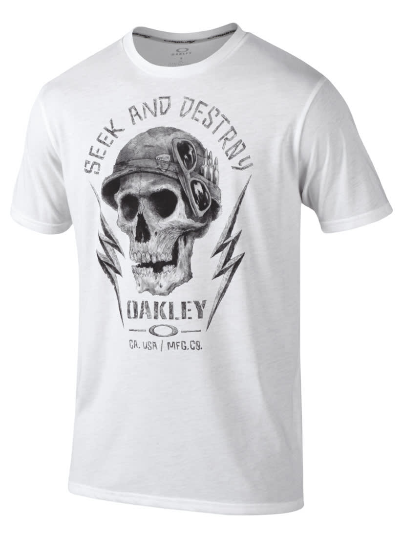 Oakley O Seek And Destroy T Shirt