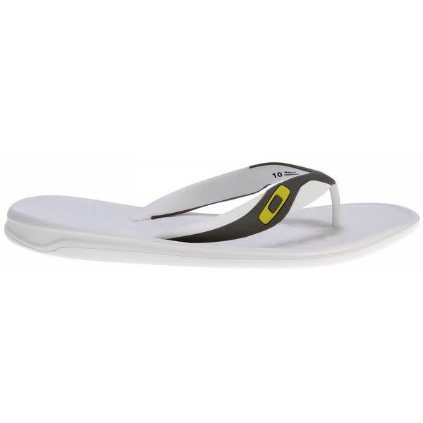 Oakley Operative 2 Sandals White / Charcoal U.S.A. & Canada