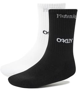 Oakley Plutonite 2 Pack Socks