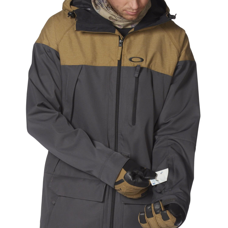 7b06e4df55 Oakley Silver Fox BioZone Shell Snowboard Jacket - thumbnail 5
