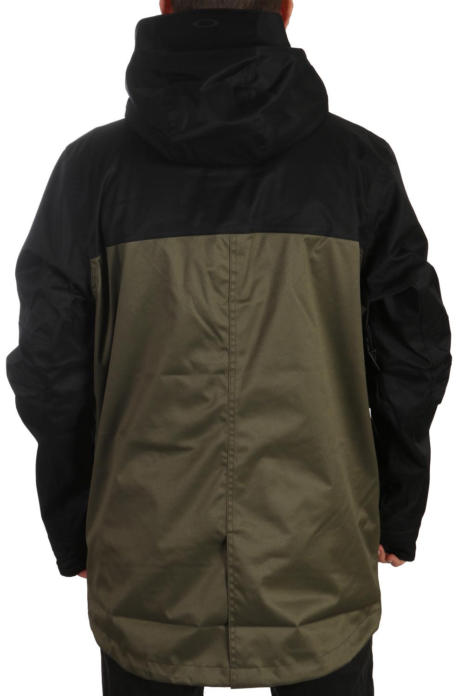 Oakley Timber 15K BioZone Shell Snowboard Jacket - thumbnail 2 34fc9e40ee7