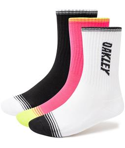 Oakley TNP 3 Pack Socks