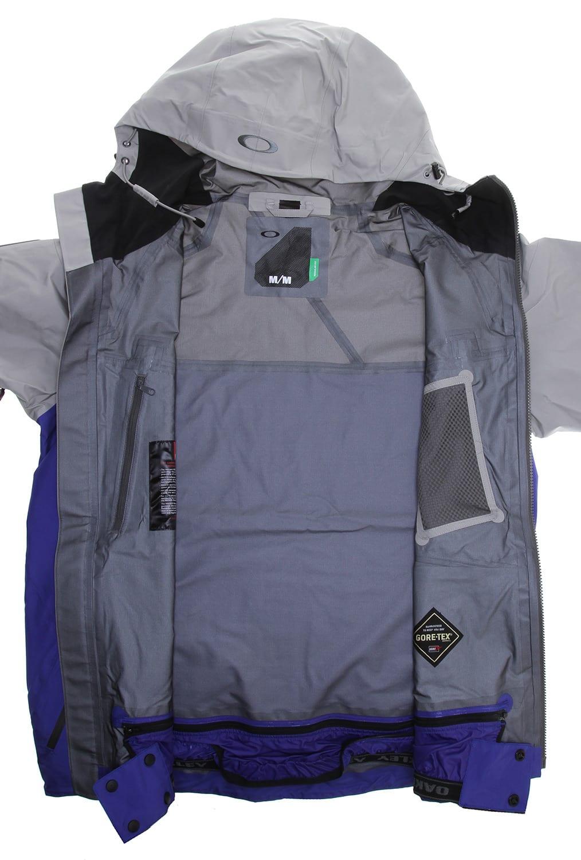 7f081117c42 Oakley Unification Pro Gore-Tex Snowboard Jacket - thumbnail 3