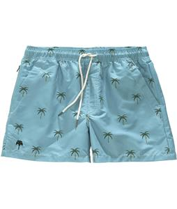 Oas Blue Palm Boardshorts