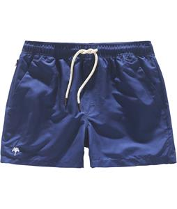 Oas Dark Blue Boardshorts