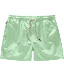 Oas Solid Mint Boardshorts