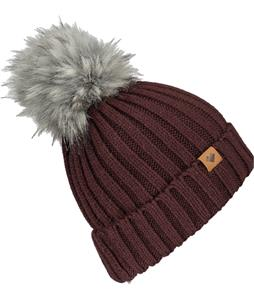 Obermeyer Denver Faux Fur Pom Beanie