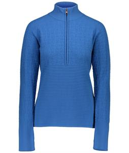Obermeyer Dolly Cashmere-Blend Half-Zip Fleece