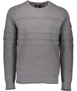 Obermeyer Textured Crewneck Sweater