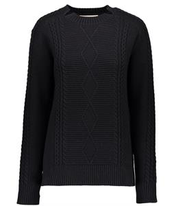 Obermeyer Tristan Cable-Knit Sweater