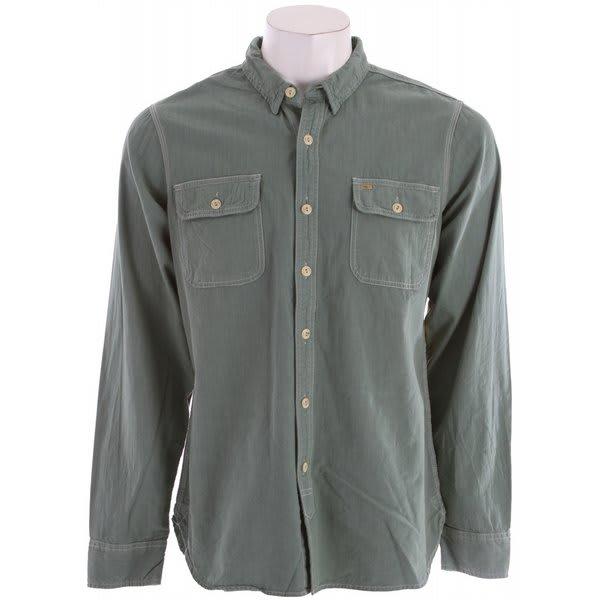Obey Coastal (Overdye) Shirt U.S.A. & Canada