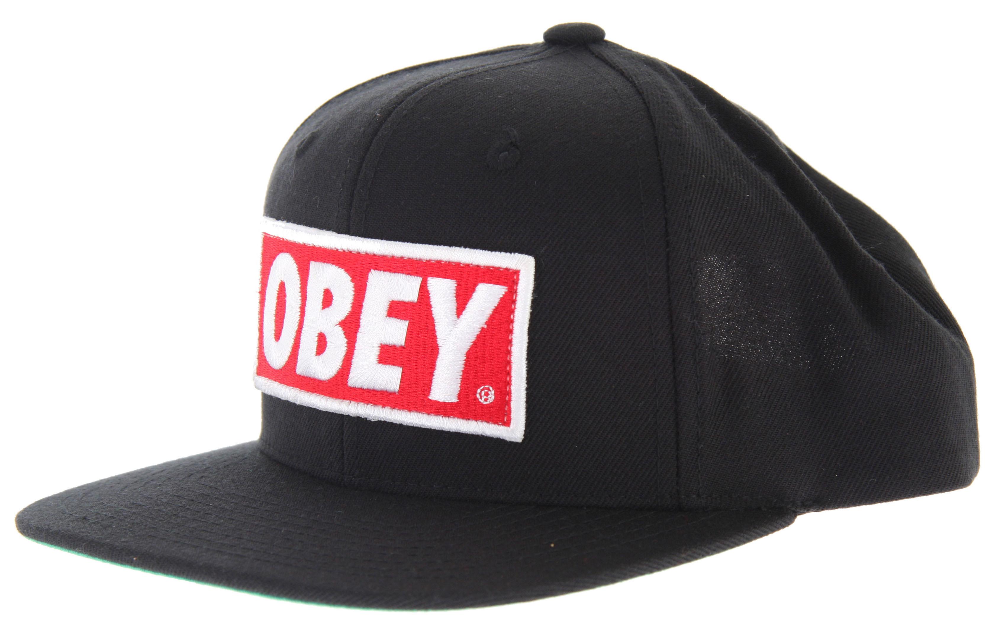 461968e383a Obey Original Hat - thumbnail 2