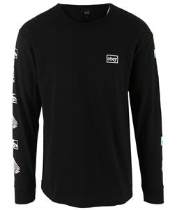 Obey Shockbound L/S T-Shirt