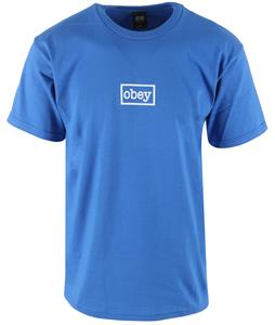Obey Typewrite Basic T-Shirt