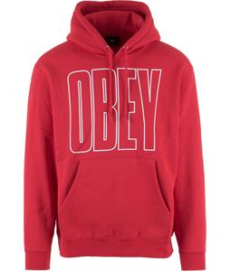 Obey Worldwide Line Pullover Hoodie