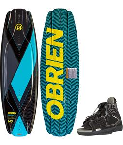 O'Brien Clutch Wakeboard w/ Clutch Bindings