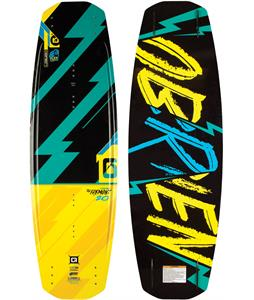 O'Briend Fremont Blem Wakeboard