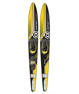 O'Brien Performer Combo Skis w/ X-8/Adj RTP Bindings