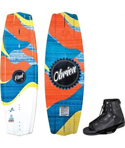 O'Brien Pixel Wakeboard w/ Access Bindings