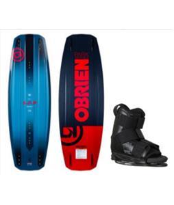 O'Brien SOB Wakeboard with CTRL Blazer Bindings