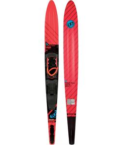 O'Brien World Team Slalom Ski w/ Z-9 Bindings