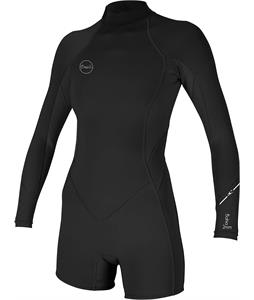 O'Neill Bahia 2/1 Back Zip L/S Spring Wetsuit