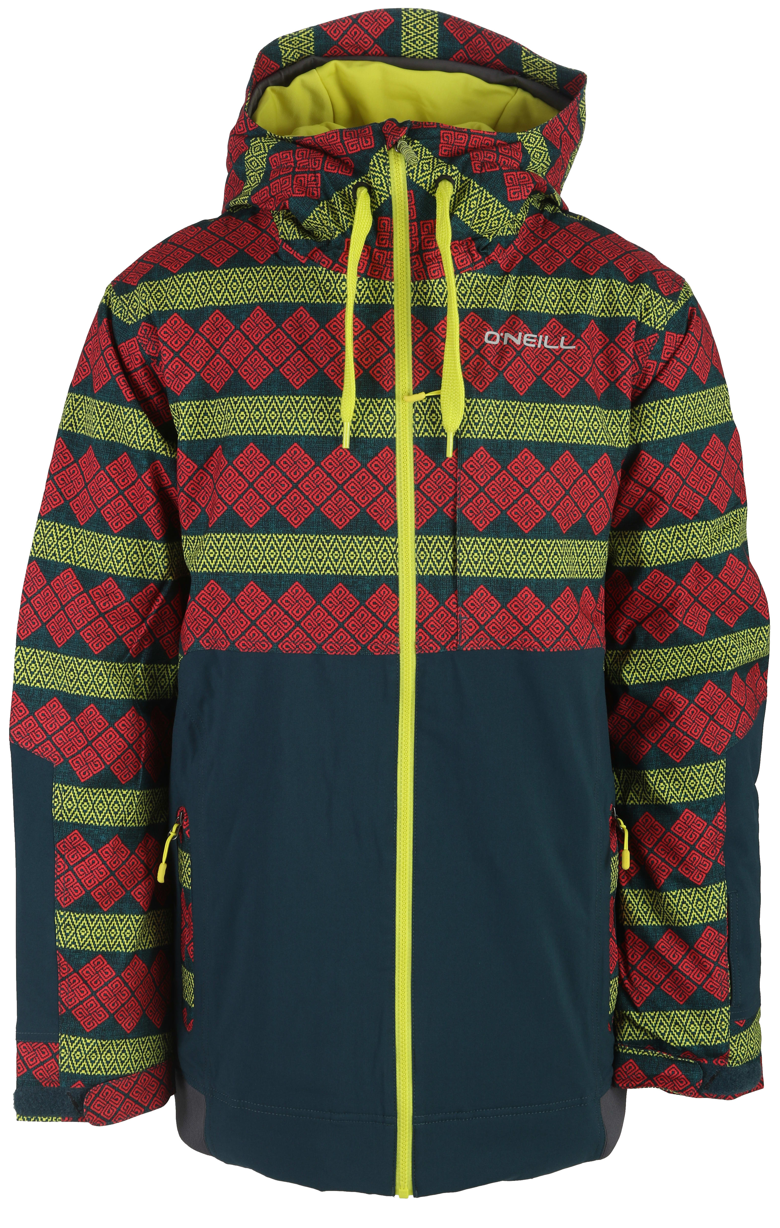 ONeill David Wise Snowboard Jacket - thumbnail 1 958666b47