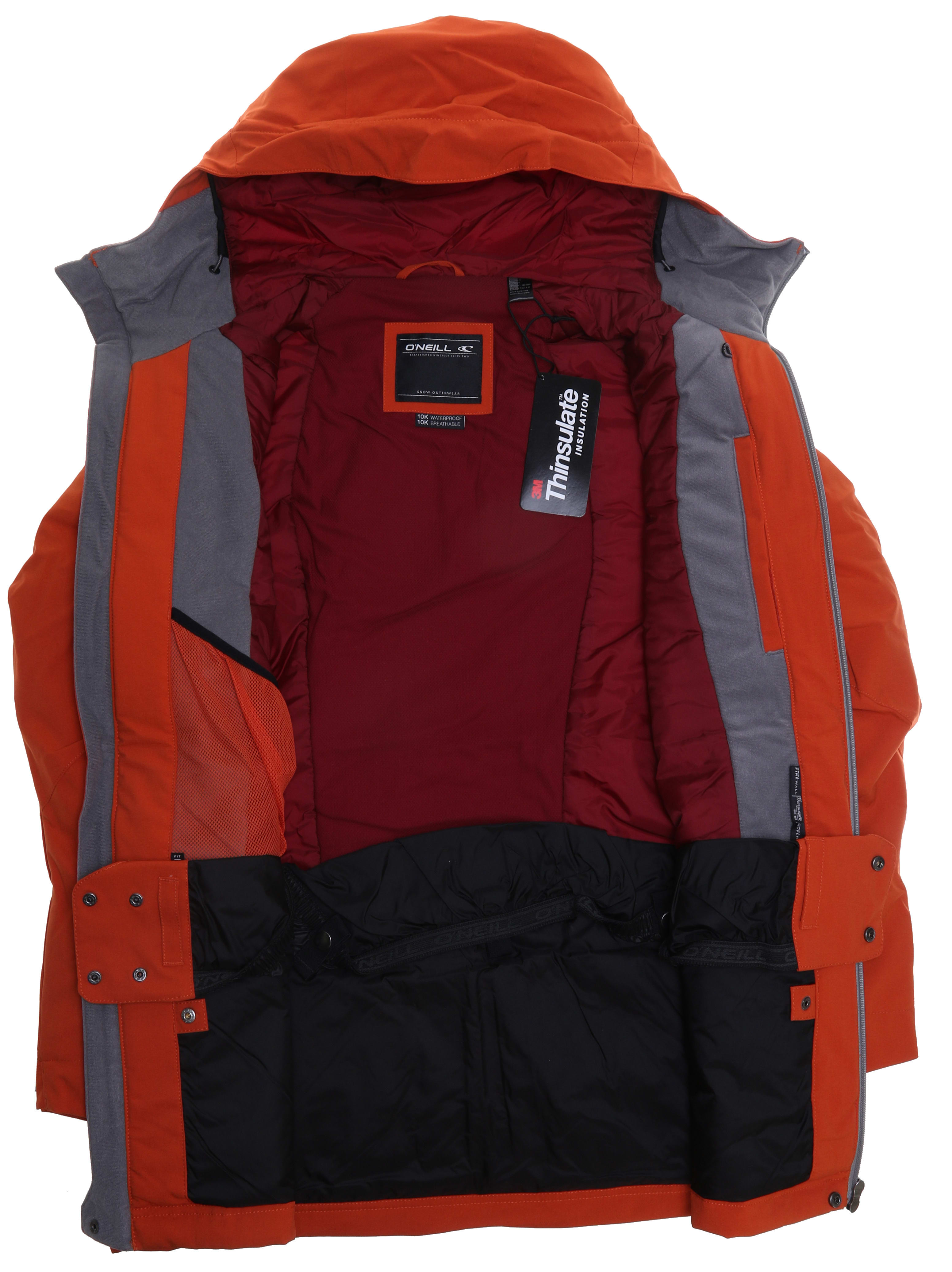 ONeill Heat II Snowboard Jacket - thumbnail 3