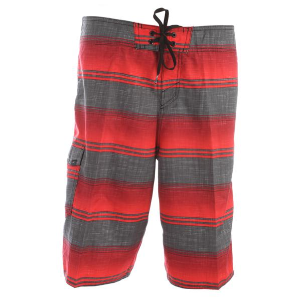 O' Neill Santa Cruz Stripe Boardshorts U.S.A. & Canada