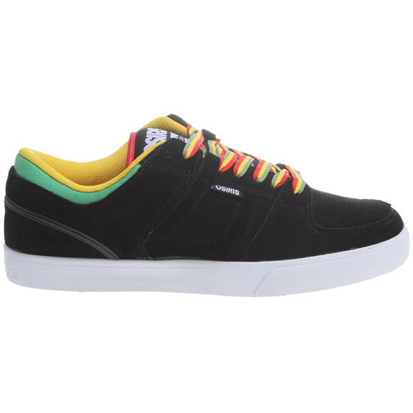 Osiris Ch2 Skate Shoes Black / White / Hf U.S.A. & Canada