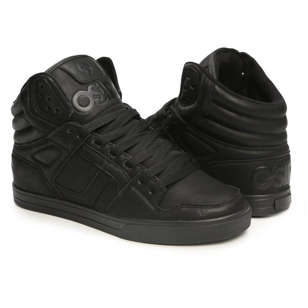Black Osris Clone Shoes