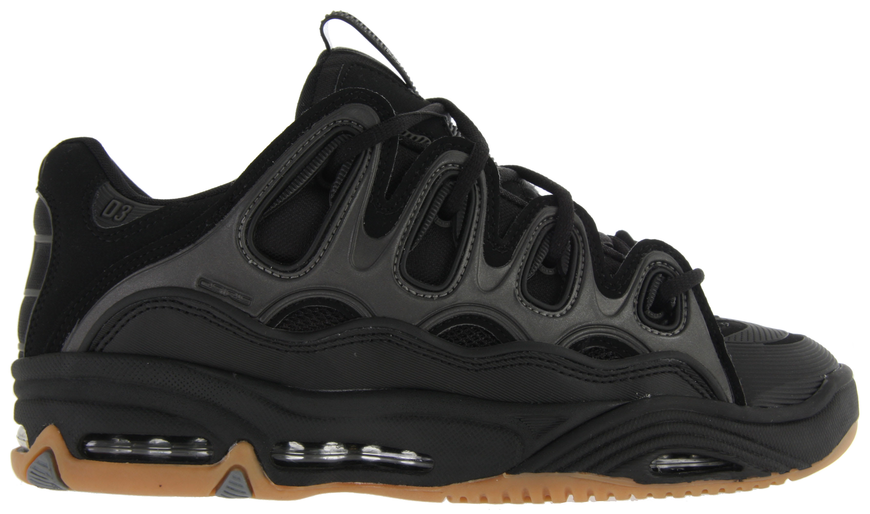Osiris Shoes For Boys Black