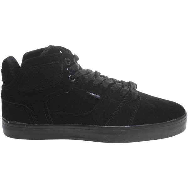 Osiris Effect Skate Shoes Black / Black / Rr Jay U.S.A. & Canada