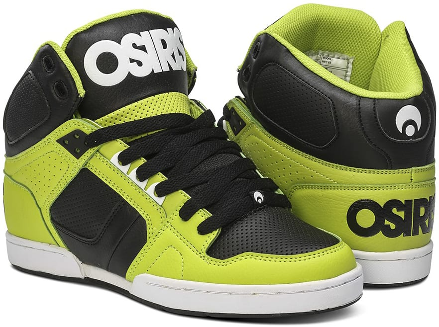 b4cf7311ebb Osiris NYC 83 Skate Shoes - thumbnail 2