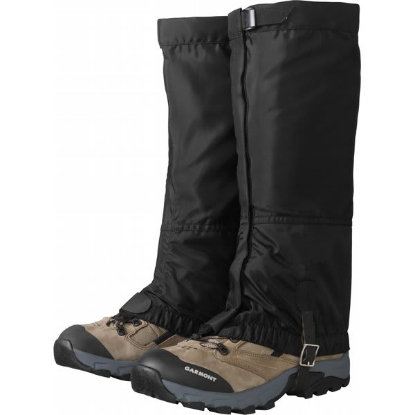 Outdoor Research Rocky Mountain High Gaiters Black U.S.A. & Canada