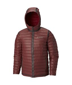 Columbia OutDry Ex Gold Down Hooded Rain Jacket