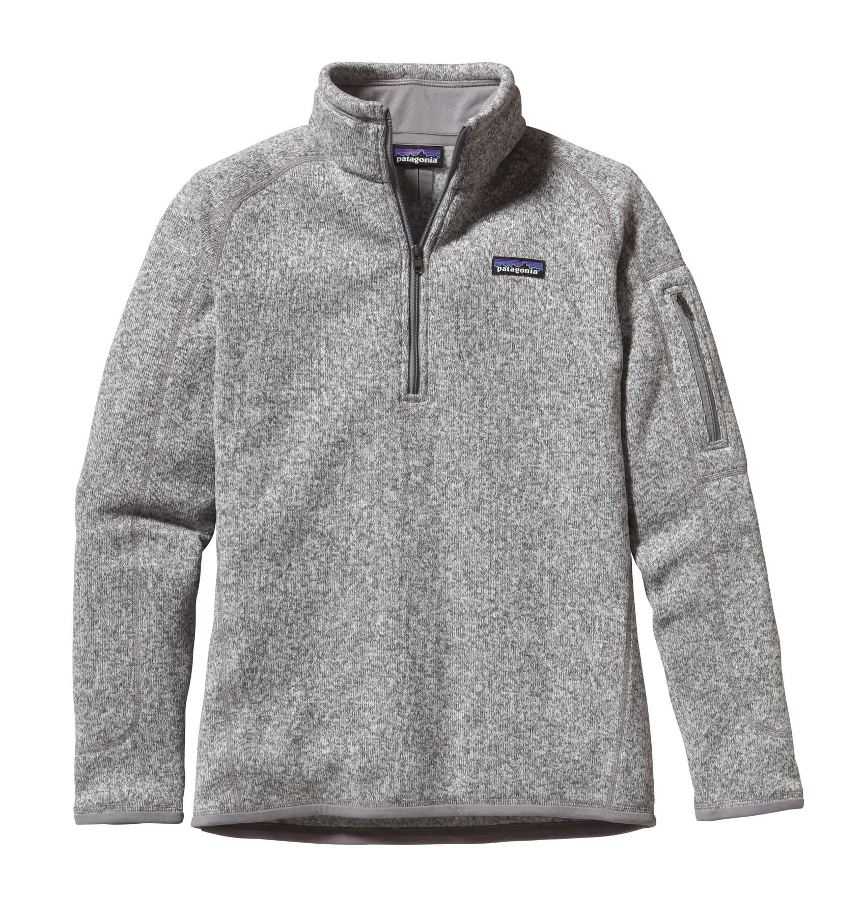 Patagonia Better Sweater 1 4 Zip Fleece Womens
