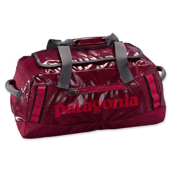 Patagonia Black Hole Duffel Bag Wax Red 45L U.S.A. & Canada