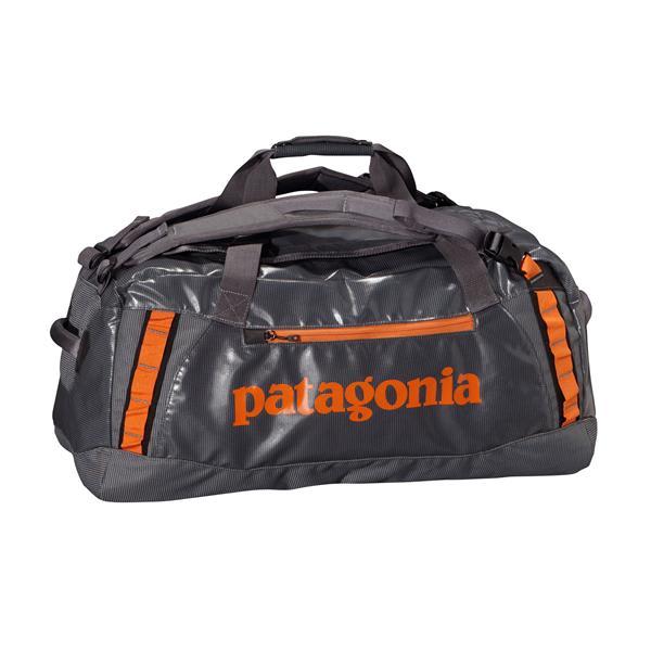 Patagonia Black Hole 90L Duggle Bag Narwhal Grey U.S.A. & Canada