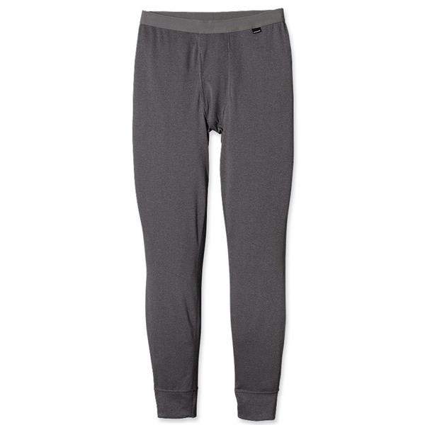 Patagonia Capilene 3 Mw Baselayer Pants Forge Grey / Nickel Xdye U.S.A. & Canada