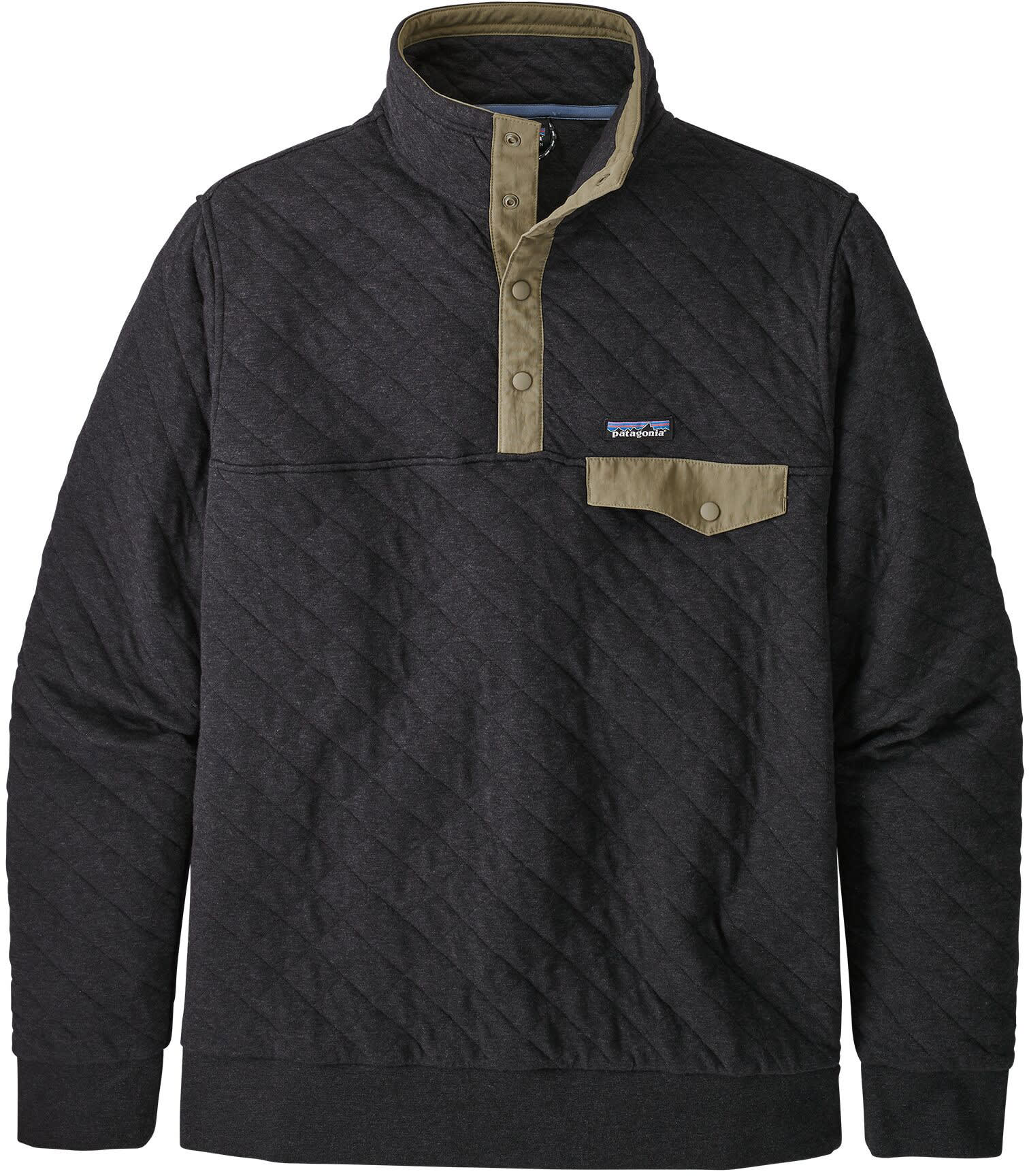 Patagonia Organic Cotton Quilt Snap T Pullover Fleece 2020