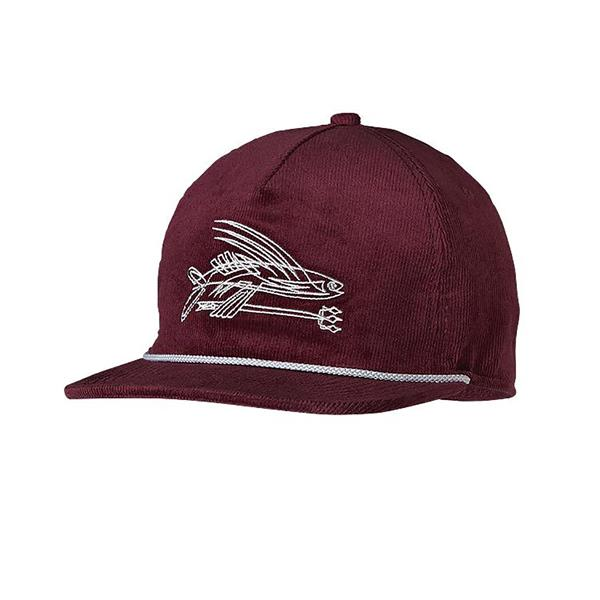 7a8c074f160 Patagonia Pinstripe Flying Fish Corduroy Cap. Click to Enlarge