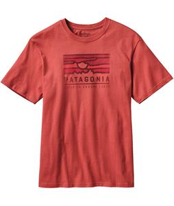 Patagonia Sunset Cotton T-Shirt
