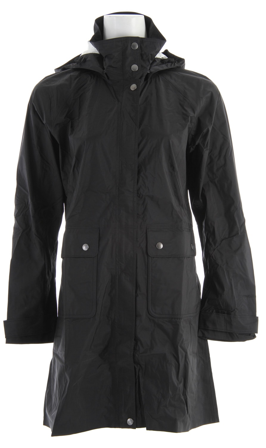 Patagonia Torrentshell Trench Coat Womens