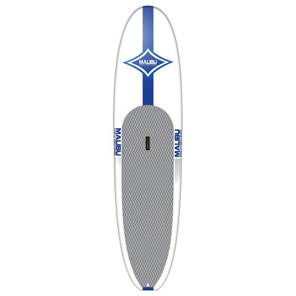 Pau Hana Malibu Epx Sup Paddleboard White 10Ft 8In W / Paddle And Boardbag U.S.A. & Canada