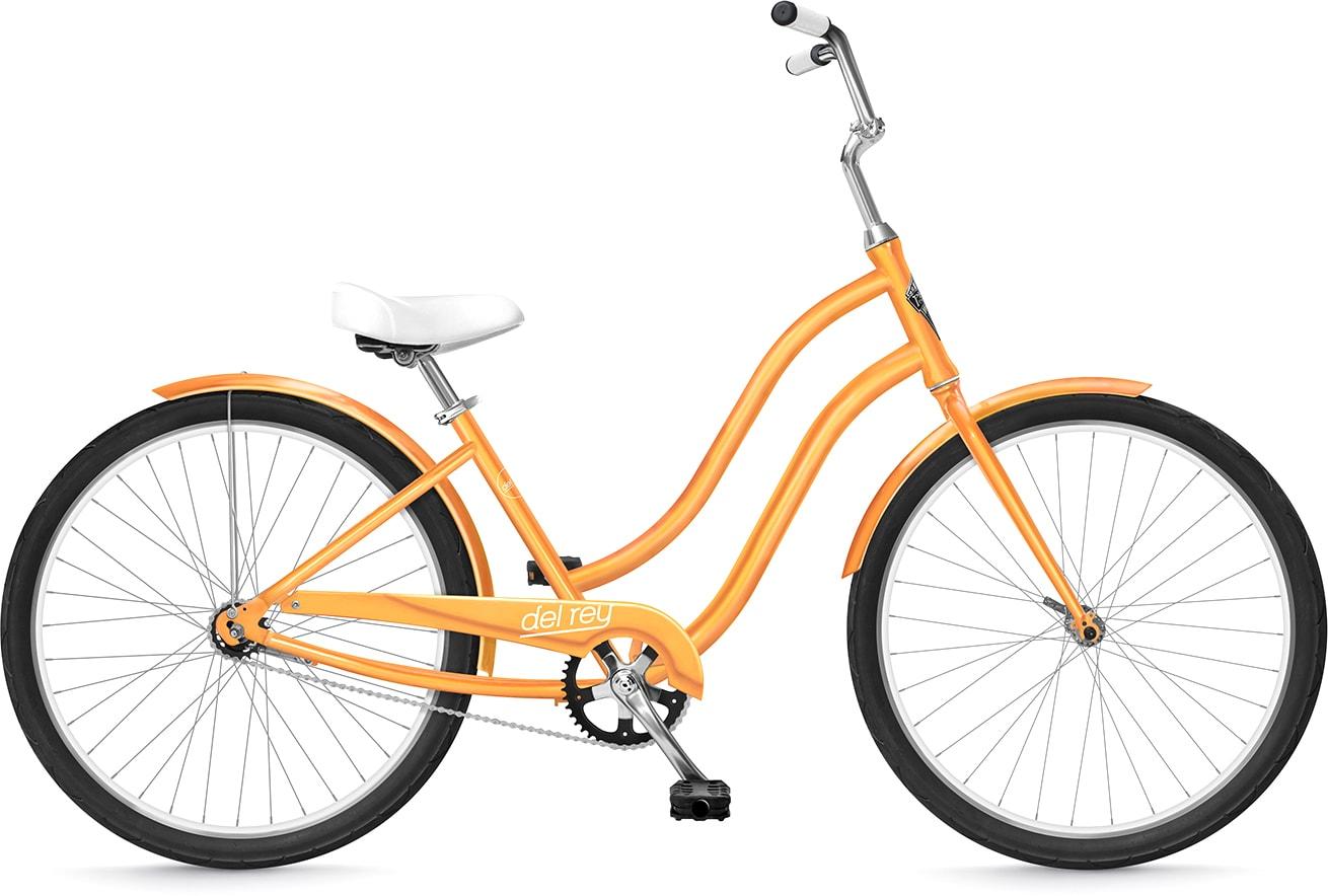 Phat Del Rey 1 Spd Bike Womens 2018