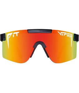 Pit Viper The Mystery Polarized Double Wide Sunglasses