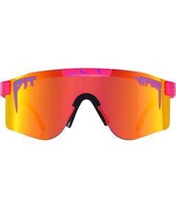 Pit Viper The Radical Polarized Double Wide Sunglasses