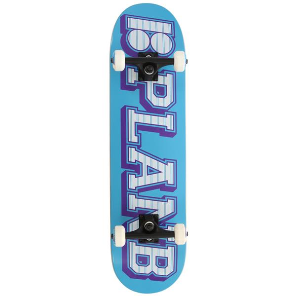 Plan B Team Game Day Skateboard Complete U.S.A. & Canada