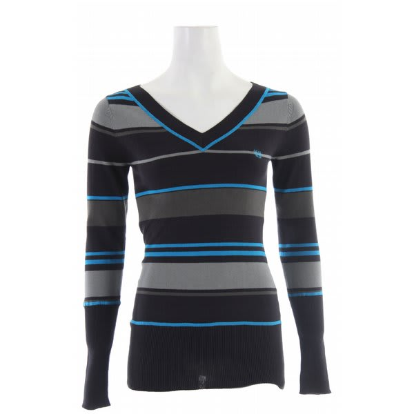 Planet Earth Stripes Sweater Black Stripe U.S.A. & Canada